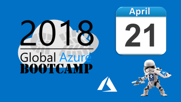 #GlobalAzure BootCamp Day for the Community – Microsoft #Azure Overview Info