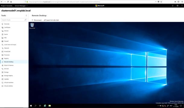 #Microsoft Introduction to Windows Admin Center #Winserv #Windows10 #Azure #hyperv #AzureStack