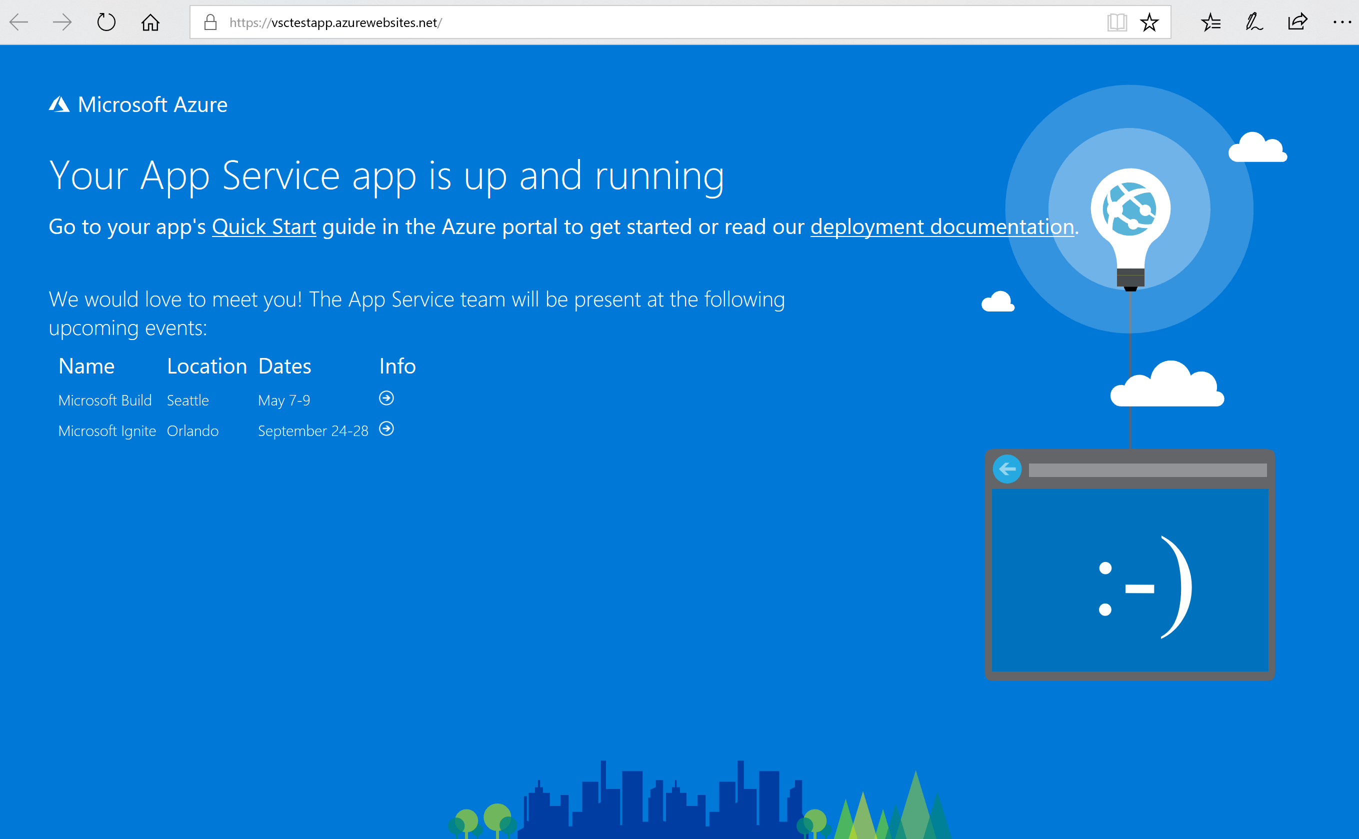 Deploy #Azure WebApp with Visual Studio Code and Play with #Kudu and