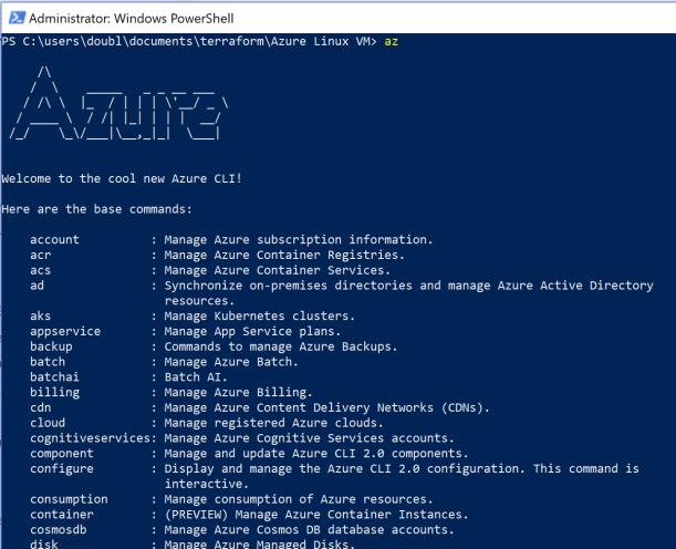 Creating VM Cluster on Azure #Cloud with Terraform #IaC #Azure #Terraform #Linux #Winserv