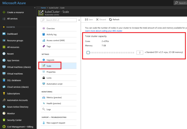 Scale and Upgrade your Azure Kubernetes Cluster #AKS #Containers #Azure #Kubernetes #DevOps #Cloud