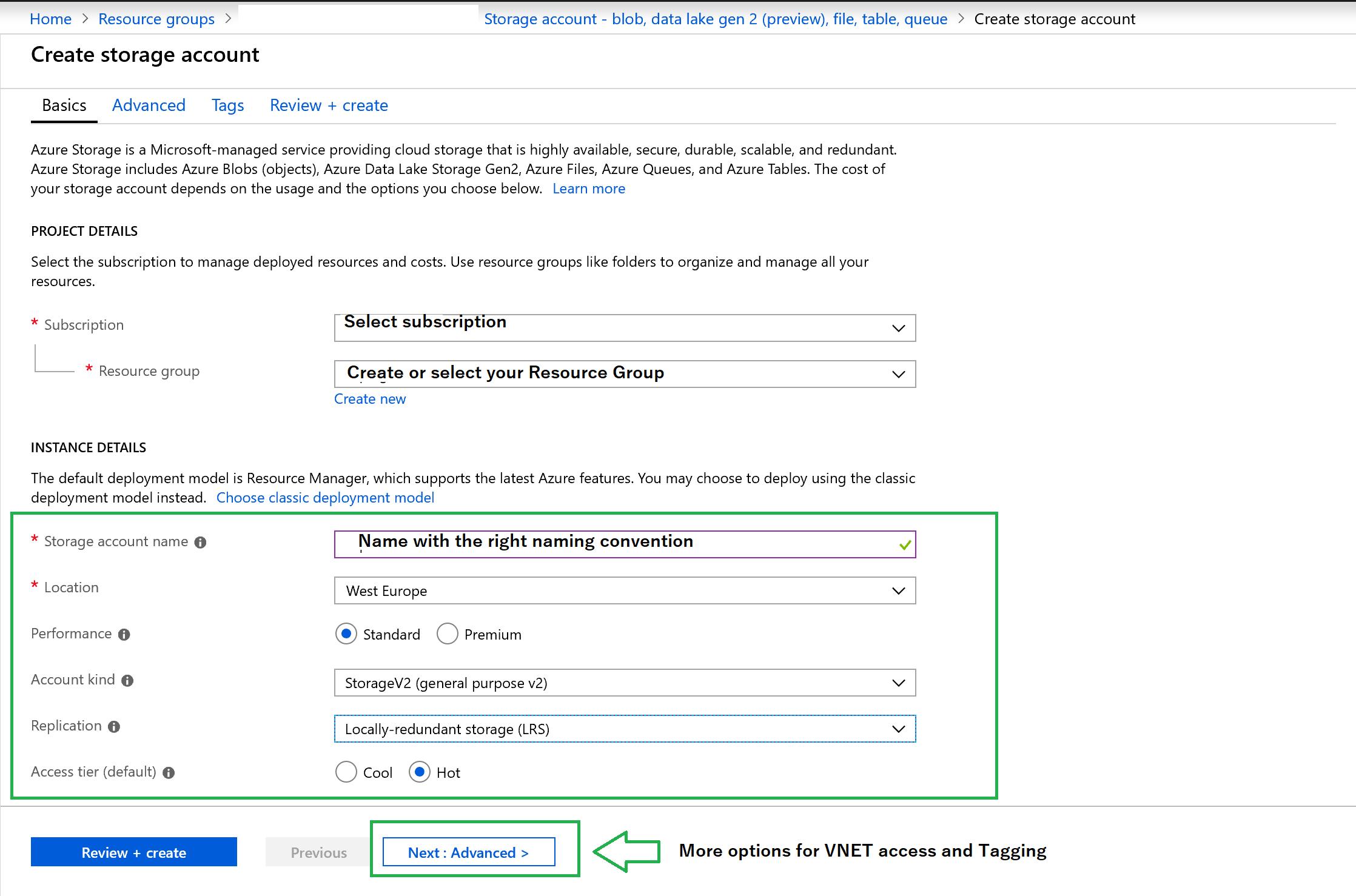 Microsoft Azure Hub-Spoke model by Enterprise Design 1 of 4