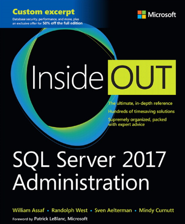 Take a Deep Dive with this SQL Server 2017 Administration Ebook #SQL #SQL2017 #Azure #dba