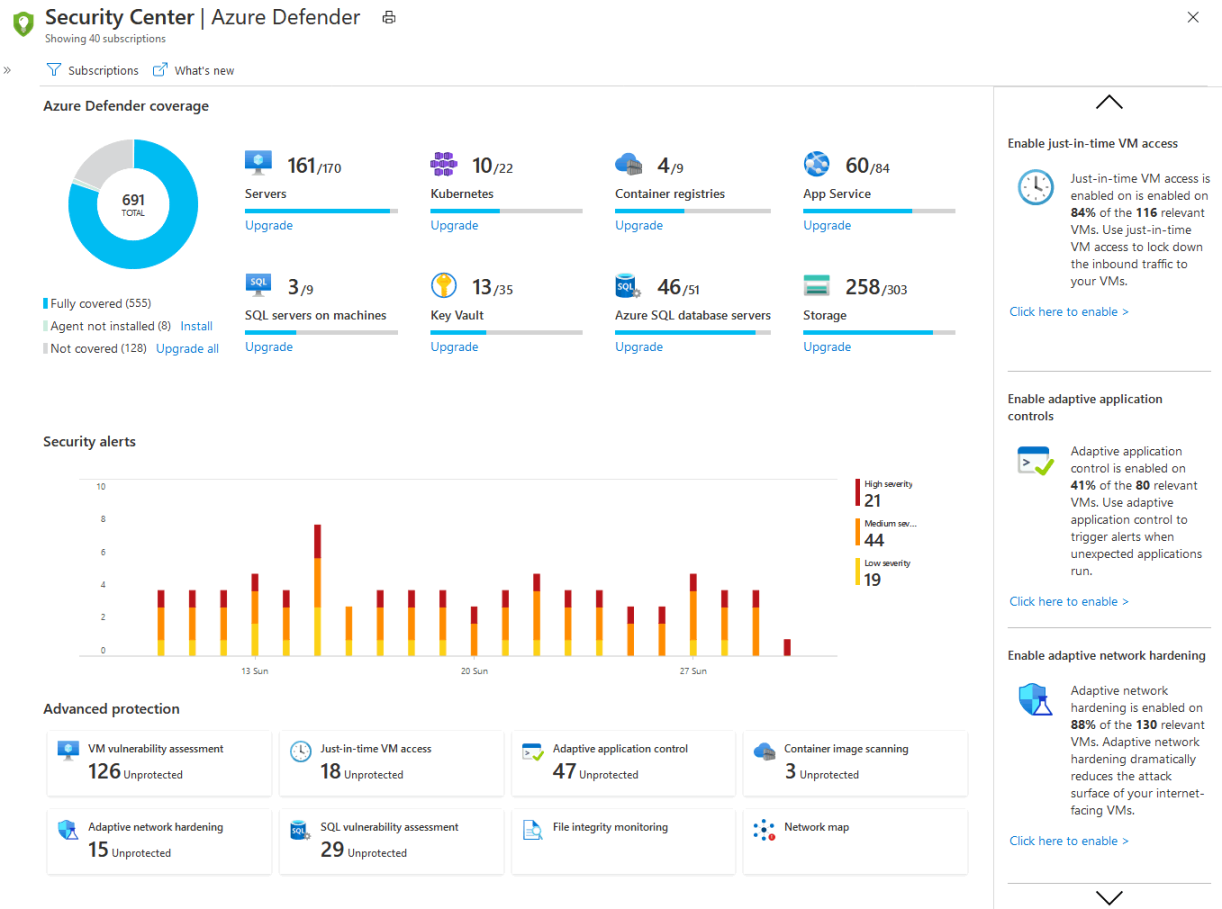 What's New in Azure Security Center! #ASC #Security #Azure #SecOps #SIEM